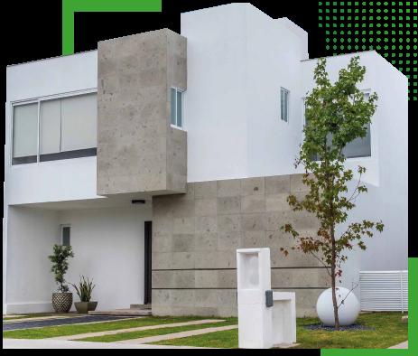 Modelo Ébano Bosques 2 Residencial, Zinacantepec