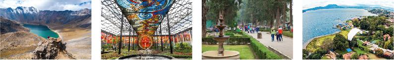 Zinacantepec, un hermoso lugar para vivir la naturaleza 1