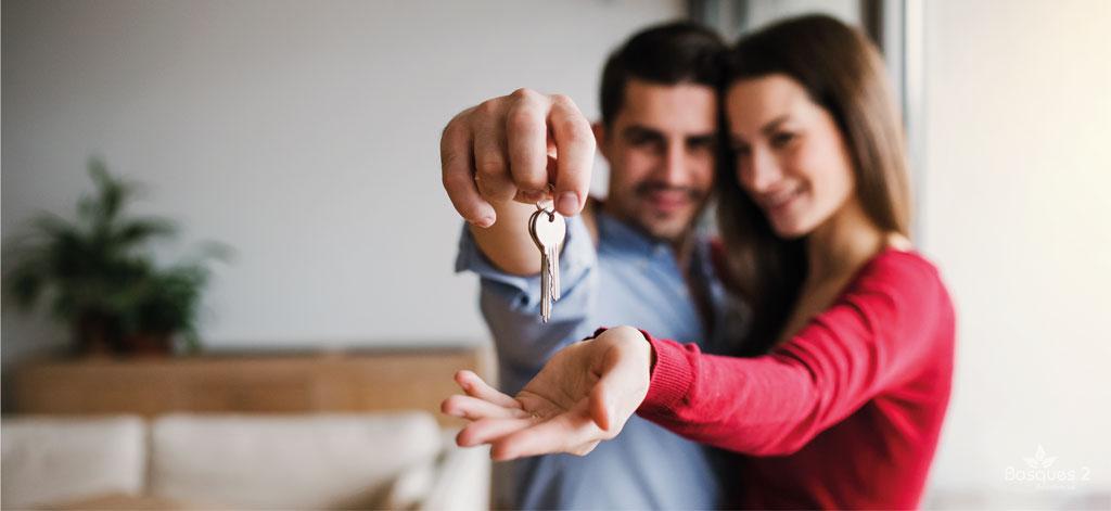 ¿Por qué es buena idea comprar casa nueva ahora?